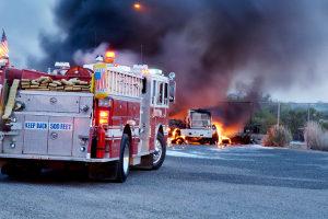 Der Anspruch auf einen Mietwagen bei einem Unfall entfällt bei Selbstverschulden.