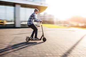 Bisher endete in Deutschland kein E-Scooter Unfall tödlich.