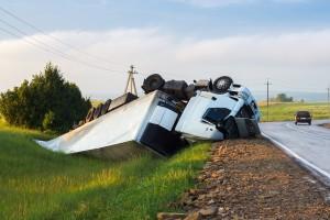 Nach einem Lkw-Unfall können lange Staus entstehen.