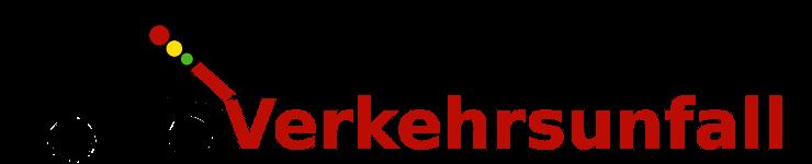 Logo Verkehrsunfall