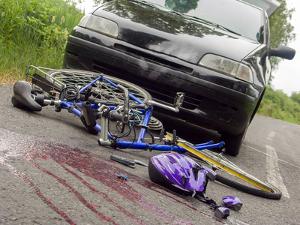 Tödlicher Fahrradunfall: Beim Unfall haben besonders Radfahrer häufig das Nachsehen.