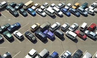 Unfall auf dem Parkplatz: So sollten Sie vorgehen, wenn Sie in einen Unfall verwickelt wurden.