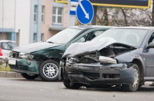 Unfallschaden: Die Reparaturkosten werden von der Versicherung übernommen.