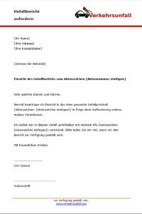 Muster Nutzungsausfallentschädigung (.pdf)
