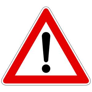 Vorsicht, Wildwechsel: Steht ein Reh auf der Straße, sollten Sie unbedingt abblenden.